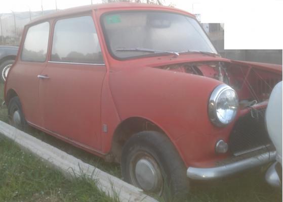 Mini 850 para restaurar bien de plancha portal compra - Clasico para restaurar ...