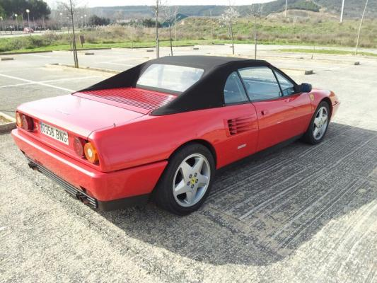 ferrari mondial cabrio se vende ferrari mondial t cabrio impecable venta de veh culos ferrari. Black Bedroom Furniture Sets. Home Design Ideas