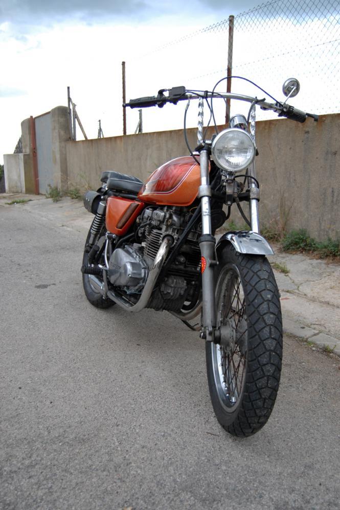 KAWASAKI KZ 400 D3 Año 1977 - Portal compra venta