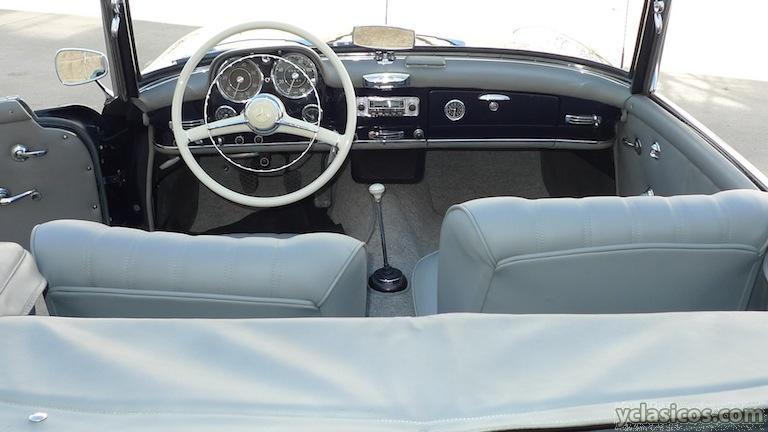 Mercedes 190sl portal compra venta veh culos cl sicos - Mercedes benz azuqueca de henares ...