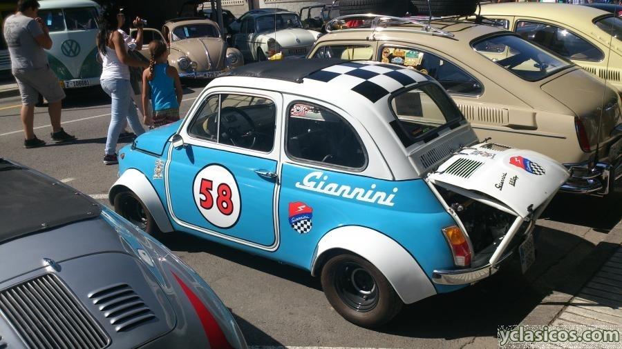 Vendo Fiat 500 Abarth Giannini Portal Compra Venta