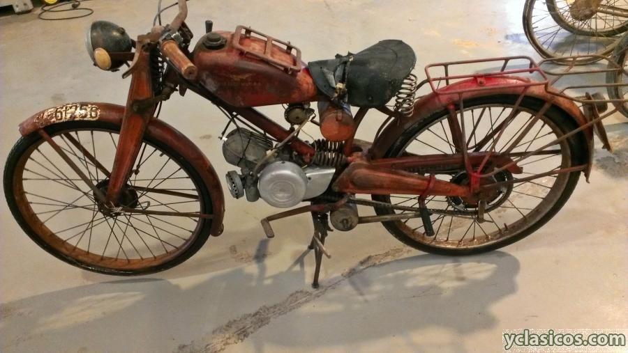 Venta de Motos Clasicas y Antiguas - Museo de Motocicletas