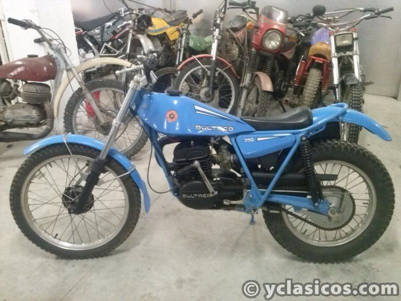 bultaco sherpa 350 mod  199 A - Portal compra venta vehículos clásicos