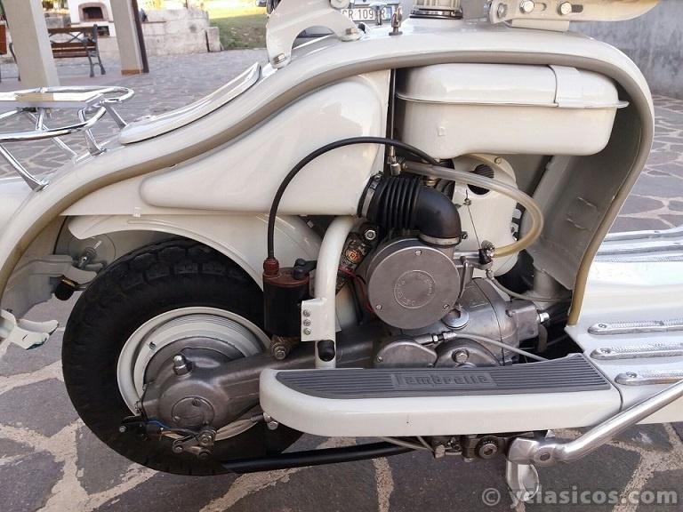 1957 Lambretta 125 LD - Portal compra venta vehículos clásicos