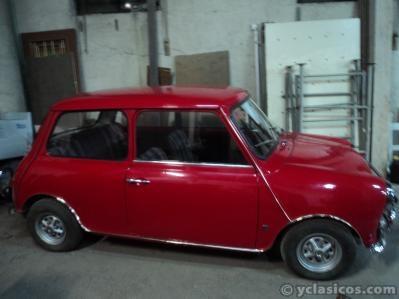 Clásico Popular 70s Mini Portal Compra Venta Vehículos Clásicos